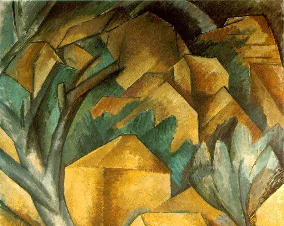 Cubismo: il punto di vista di Dio sul mondo
